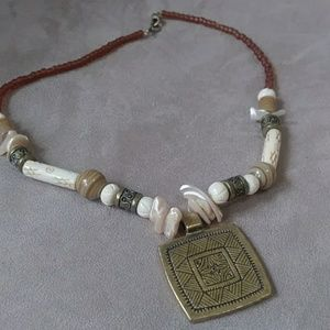 Amazing Boho necklace!